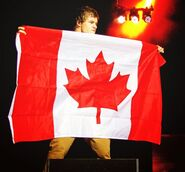 Liam - Canadian Flag