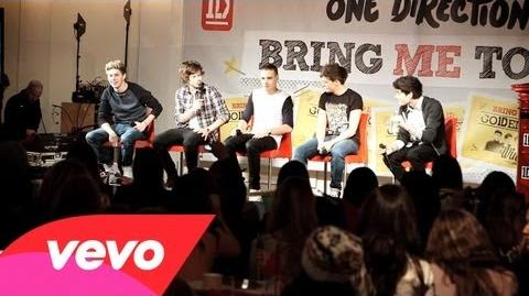 One Direction - BRING ME TO 1D FROM CUPCAKES TO QUESTIONS