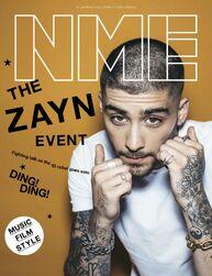 Zayn-nme-cover