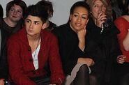 Zayn Malik and Rebecca Ferguson composite