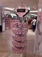 Our moment harrods stand