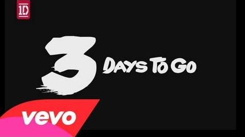 One Direction - Kiss You - 3 days to go-0