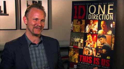 One Direction This is Us - Morgan Spurlock Interview