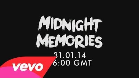 One Direction - Midnight Memories (Teaser 1)