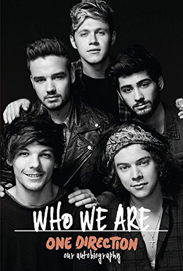one direction biography book 2013