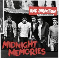 Midnight Memories Deluxe cover