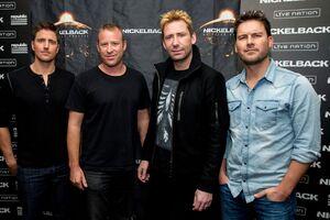 Nickelback-band 2015