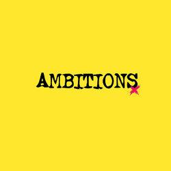 Ambition album cover