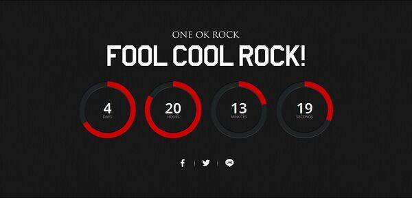 ONE OK ROCK - FOOL COOL ROCK!