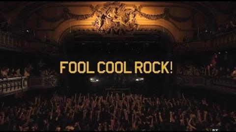 FOOL COOL ROCK! ONE OK ROCK DOCUMENTARY FILM Official Teaser Trailer