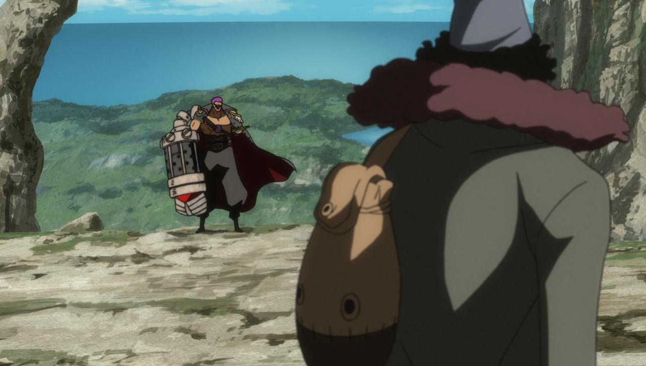 Image - Kuzan Confronts Zephyr.png   One Piece Wiki   FANDOM powered by Wikia