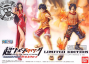One Piece Styling Figures Marineford Limited Special