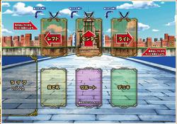 Kizuna Card Battle Map 1