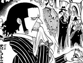 Capone Bege Manga Pre Timeskip Infobox
