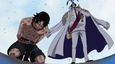 Sengoku Reveals Ace's Father