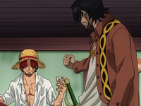 Higuma Mocks Shanks.png