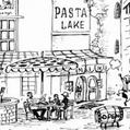 Pasta Lake Portrait