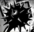 Minozebra Spike Mace Manga Difference.png