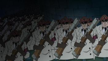 Bazooka Unit