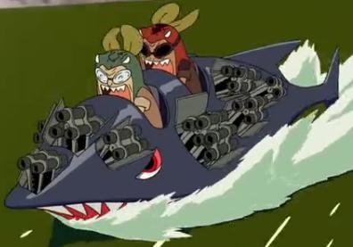 File:Kerodeek and Keroshot's First Speedboat.png