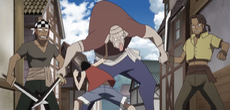 Luffy vs. The Superhuman Domingos