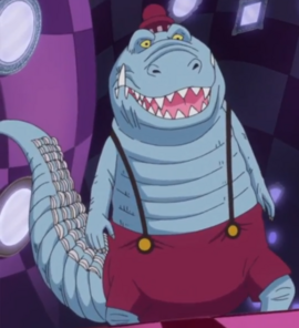 Noble Croc Anime Infobox