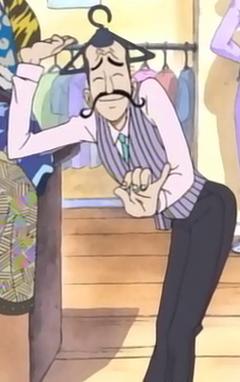 Хангер в аниме
