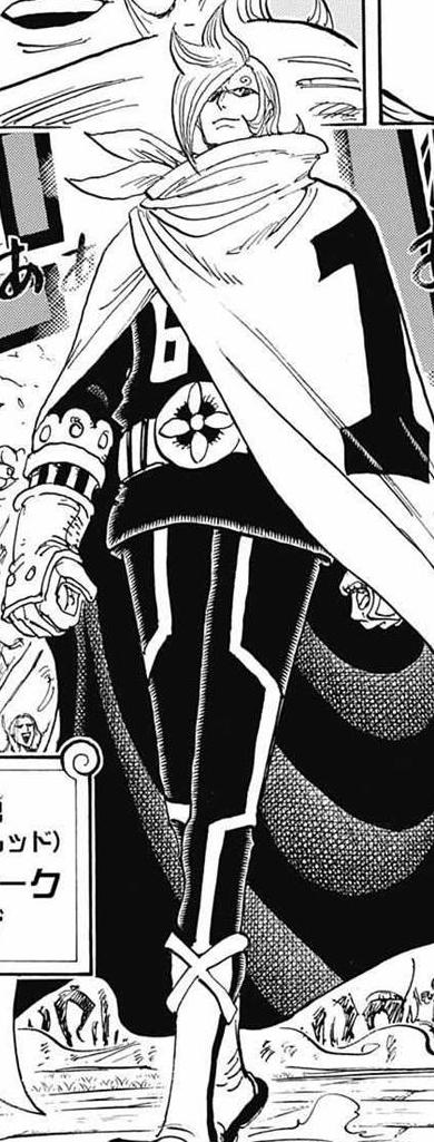 Vinsmoke Ichiji manga