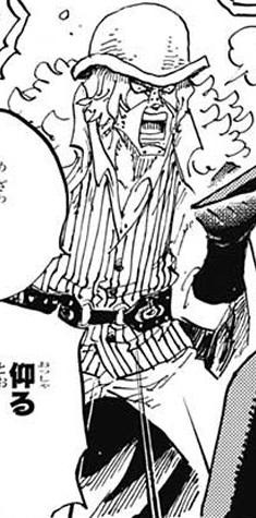 Spandam Manga Post Timeskip Infobox