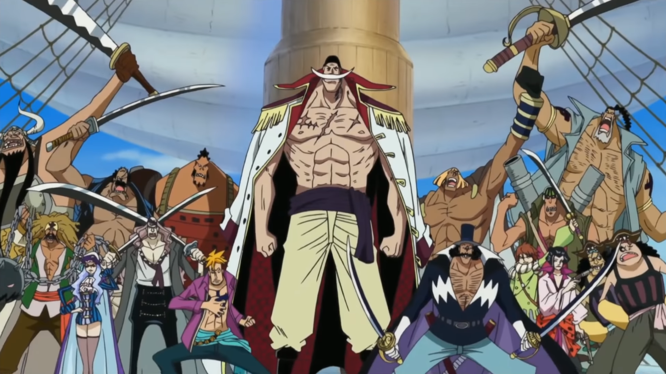 Image - The Whitebeard Pirates.png | One Piece Wiki ...