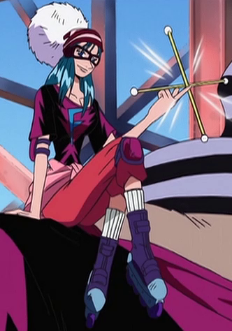 Image  Porche Foxy Devils Team Outfitpng  One Piece Wiki