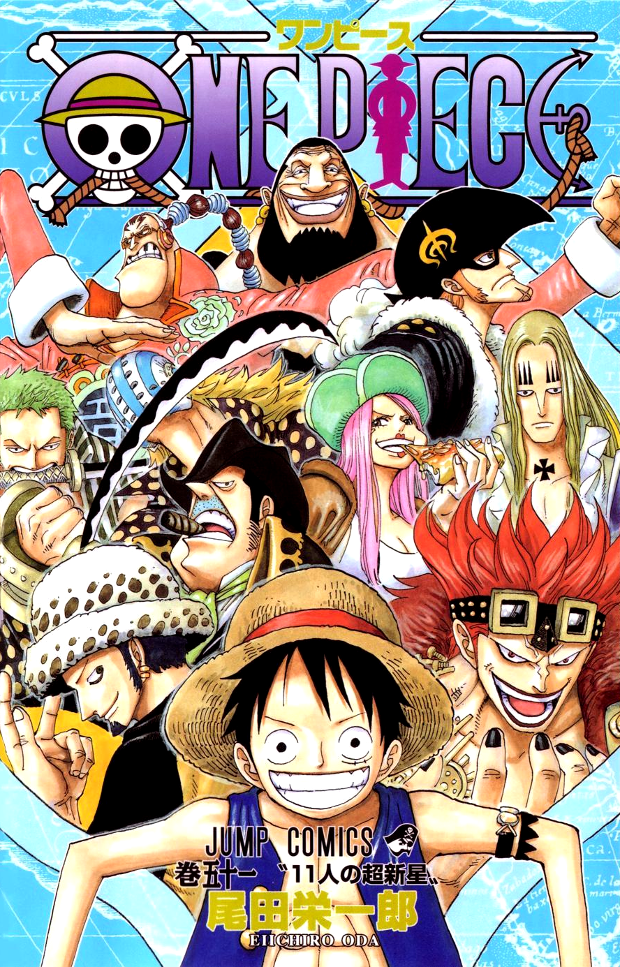 tome 51 one piece encyclop die fandom powered by wikia. Black Bedroom Furniture Sets. Home Design Ideas