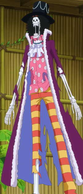 Brook | One Piece Wiki...