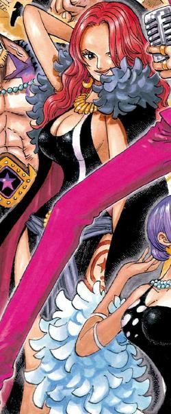 Baccarat manga