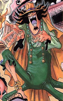 Vander Decken IX manga