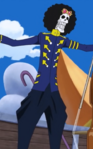 Brook Episode of Luffy Outfit