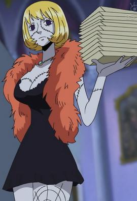 Victoria Cindry Anime Infobox