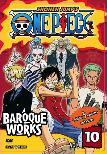 Image - 4Kids DVD Vol 10.png   One Piece Wiki   FANDOM ...