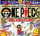 One Piece Log Books