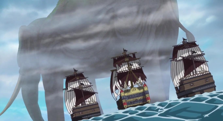 Image - Jack's Fleet Returns to Zou.png   One Piece Wiki ...