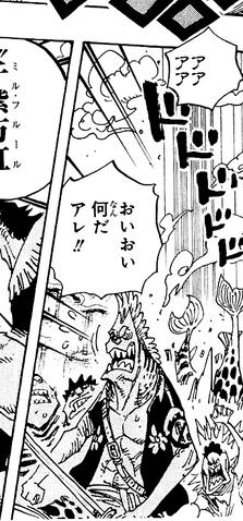 File:Mermen falling on Sea Urchin Armor Spine Squad.png