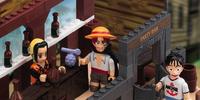One Piece Mega Bloks