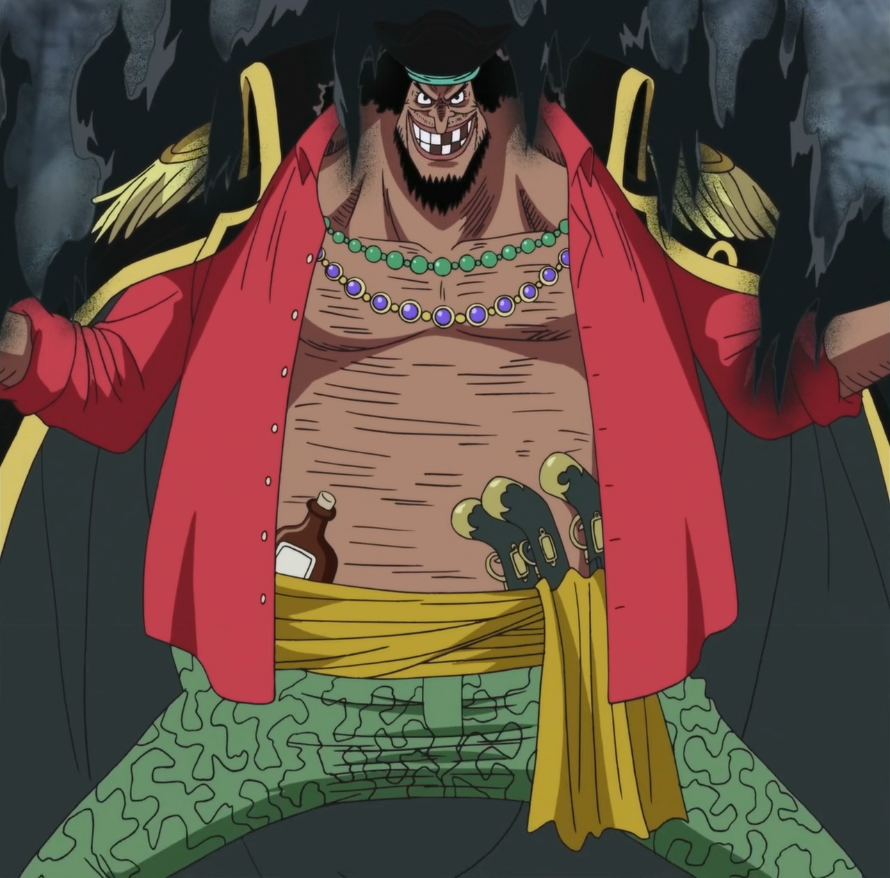Blackbeard And Luffy: FANDOM Powered By Wikia