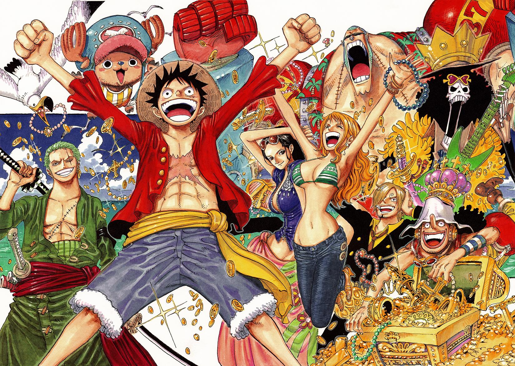 Chapter 598   One Piece Wiki   Fandom powered by Wikia