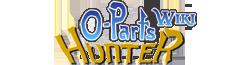 File:O-Parts Hunter Wiki Wordmark.png