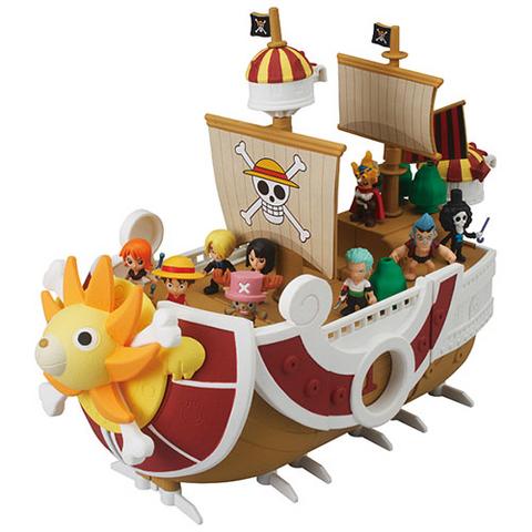 File:One Piece Memorial Log Ship Thousand Sunny.png