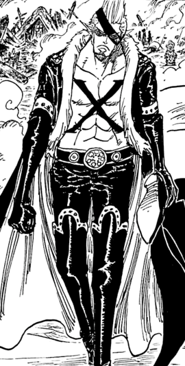 X Drake Manga Post Timeskip Infobox