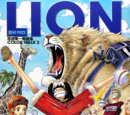 One Piece Color Walk 3 Lion
