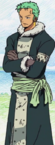 Zoro Drum Island Arc Outfit