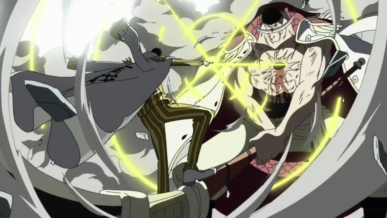 World of One Piece: Marine Admirals - Gitopia - This Otaku ...
